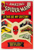 Silver Age (1956-1969):Superhero, The Amazing Spider-Man #31 (Marvel, 1965) Condition: VG-....