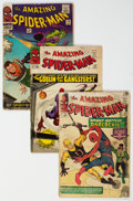 Silver Age (1956-1969):Superhero, The Amazing Spider-Man Group of 13 (Marvel, 1964-70) Condition: Average FR.... (Total: 13 Comic Books)