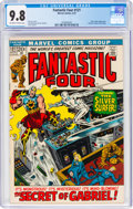 Bronze Age (1970-1979):Superhero, Fantastic Four #121 (Marvel, 1972) CGC NM/MT 9.8 Off-white to white pages....