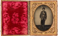 Photography:Ambrotypes, OVM And Ohio Breastplate Ambrotype.. ...