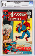 Bronze Age (1970-1979):Superhero, Action Comics #413 Murphy Anderson File Copy (DC, 1972) CGC NM+ 9.6 Off-white to white pages....