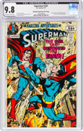 Bronze Age (1970-1979):Superhero, Superman #242 Murphy Anderson File Copy (DC, 1971) CGC NM/MT 9.8 Off-white to white pages....