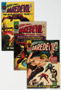 Silver Age (1956-1969):Superhero, Daredevil Group of 25 (Marvel, 1964-90) Condition: Average FN/VF.... (Total: 25 )