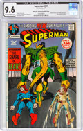 Bronze Age (1970-1979):Superhero, Superman #241 Murphy Anderson File Copy (DC, 1971) CGC NM+ 9.6 Off-white to white pages....