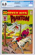Silver Age (1956-1969):Superhero, Harvey Hits #1 The Phantom (Harvey, 1957) CGC FN 6.0 Off-white pages....