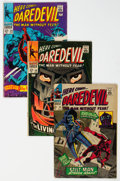 Silver Age (1956-1969):Superhero, Daredevil Group of 28 (Marvel, 1967-82) Condition: Average GD.... (Total: 28 )