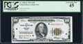 Fr. 1890-K $100 1929 Federal Reserve Bank Note. PCGS Extremely Fine 45