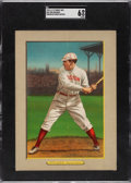 Baseball Cards:Singles (Pre-1930), 1910-11 T3 Turkey Red Tris Speaker (Checklist) #36 SGC EX-MT 6 - The Finest Graded Example! ...