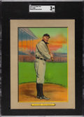 Baseball Cards:Singles (Pre-1930), 1910-11 T3 Turkey Red Ty Cobb (Checklist) #9 SGC VG 3 - The Nicest VG on The Planet. ...