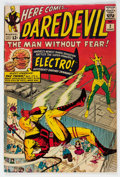 Silver Age (1956-1969):Superhero, Daredevil #2 (Marvel, 1964) Condition: VG+....