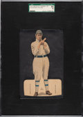 Baseball Cards:Singles (Pre-1930), 1910 E125 American Caramel Eddie Collins SGC 84 NM 7 - The Highest Graded Example In The Hobby! ...