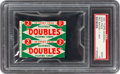 Baseball Cards:Unopened Packs/Display Boxes, 1951 Topps Red Back Baseball 1-Cent Pack PSA Mint 9. ...