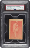 Baseball Cards:Singles (1930-1939), 1933 Uncle Jacks Candy Unopened Pack Ted Lyons PSA NM-MT 8. ...