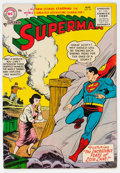 Golden Age (1938-1955):Superhero, Superman #99 (DC, 1955) Condition: VG/FN....