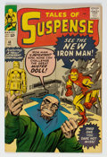 Silver Age (1956-1969):Superhero, Tales of Suspense #48 (Marvel, 1963) Condition: VG/FN....