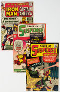 Silver Age (1956-1969):Superhero, Tales of Suspense #49, 50, and 59 Group (Marvel, 1964) Condition: Average VG/FN.... (Total: 3 Comic Books)