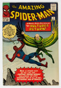 Silver Age (1956-1969):Superhero, The Amazing Spider-Man #7 (Marvel, 1963) Condition: VG/FN....