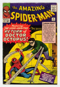 Silver Age (1956-1969):Superhero, The Amazing Spider-Man #11 (Marvel, 1964) Condition: FN-....