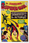 Silver Age (1956-1969):Superhero, The Amazing Spider-Man #12 (Marvel, 1964) Condition: VG/FN...