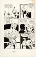 Original Comic Art:Panel Pages, Russ Manning, Paul Norris, and Mike Royer Magnus Robot Fighter #28, page 4 Original Art (Gold Key, 1969)....