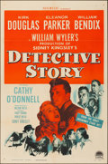 """Movie Posters:Crime, Detective Story (Paramount, 1951). Folded, Fine/Very Fine. One Sheet (27"""" X 41""""). Crime.. ..."""