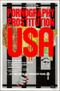 """Movie Posters:Adult, Prostitution Pornography USA (Boxoffice International Pictures, 1971). Folded, Very Fine-. One Sheet (28"""" X 42""""). Adult.. ..."""
