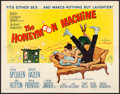"""Movie Posters:Comedy, The Honeymoon Machine & Other Lot (MGM, 1961). Folded, Very Fine-. Half Sheet (22"""" X 28"""") & One Sheets (2) (27"""" X 41"""") Style... (Total: 3 Items)"""