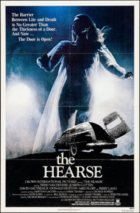 "The Hearse & Other Lot (Crown International, 1980). Folded, Very Fine-. One Sheets (2) (27"" X 41""). Ho..."