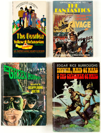 Vintage Paperbacks and Digests Group of 29 (Various Publishers, 1965-96).... (Total: 29 Items)
