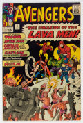 Silver Age (1956-1969):Superhero, The Avengers #5 (Marvel, 1964) Condition: VG+....