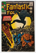 Silver Age (1956-1969):Superhero, Fantastic Four #52 (Marvel, 1966) Condition: GD-....