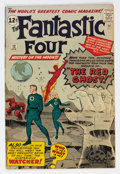 Silver Age (1956-1969):Superhero, Fantastic Four #13 (Marvel, 1963) Condition: VG....