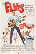 Elvis Presley Spinout Theatrical One-Sheet Poster (1966)