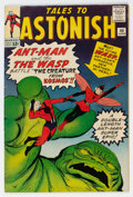 Silver Age (1956-1969):Superhero, Tales to Astonish #44 (Marvel, 1963) Condition: VG....