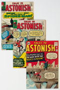 Silver Age (1956-1969):Superhero, Tales to Astonish Group of 30 (Marvel, 1963-67) Condition: Average VG.... (Total: 30 Comic Books)