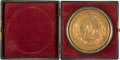 Miscellaneous:Ephemera, Gold Plated Great Seal of the Confederate States of America.. ...