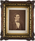 Photography:Studio Portraits, Abraham Lincoln: Exceptional Example of Ayres Reprint. . ...
