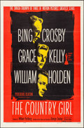 "Movie Posters:Drama, The Country Girl & Other Lot (Paramount, R-1959). Folded, Fine/Very Fine. One Sheets (2) (27"" X 41""). Drama.. ... (Total: 2 Items)"