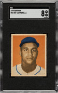 Baseball Cards:Singles (1940-1949), 1949 Bowman Roy Campanella #84 SGC NM/MT 8....