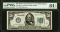 Small Size:Federal Reserve Notes, Fr. 2100-C $50 1928 Federal Reserve Note. PMG Choice Uncirculated 64 EPQ.. ...