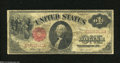 Fr. 37 $1 1917 Legal Tender Note Good-Very Good. Just extensive circulation for this Ace
