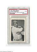 Baseball Cards:Singles (1940-1949), Baseball 1947 Bond Bread Jackie Robinson Bat Follow, White SleevesPSA EX 5....