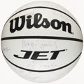 Basketball Collectibles:Balls, College Coaching Greats Multi-Signed Basketball (23 Signatures)....
