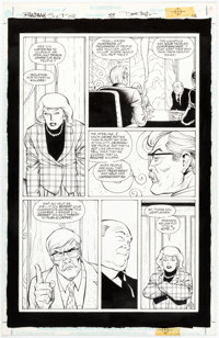 Dave Taylor and Stan Woch Batman:Shadow of the Bat #53 Story Page 12 Original Art (DC, 199