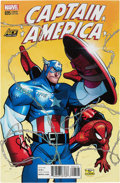 Captain America #695 ACE Comic Con 2018 Variant (Marvel, 2018) Condition: VF/NM