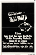"Movie Posters:Crime, The Godfather Part II (Paramount, 1974). Folded, Fine+. One Sheet (27"" X 41""). Crime.. ..."