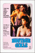 """Movie Posters:Adult, Hostage Girls & Other Lot (Nibo, 1984). Folded and Flat Folded, Overall: Very Fine. One Sheets (Approx. 258) (27"""" X 41"""" & 25... (Total: 464 Items)"""