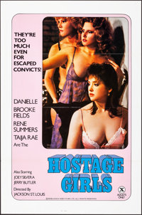 Hostage Girls & Other Lot (Nibo, 1984). Folded and Flat Folded, Overall: Very Fine. One Sheets (Approx. 258) (27...