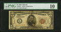 Fr. 2301* $5 1934 Hawaii Federal Reserve Note. PMG Very Good 10