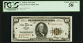 Fr. 1890-K $100 1929 Federal Reserve Bank Note. PCGS Choice About New 58